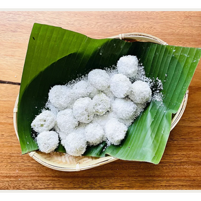 Flavours of the World: Malaysia - Onde-Onde