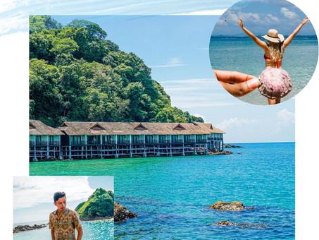 Gem Island: A Destination to Unwind
