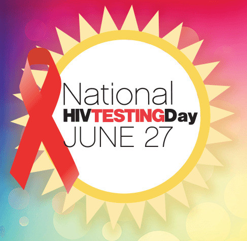 Join us for National HIV Testing Day!