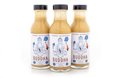 12 oz Bottle of Buddha Enlightened Sauce