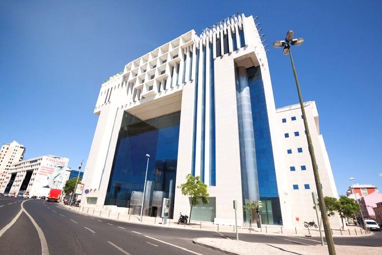 Edifício Amoreiras Square