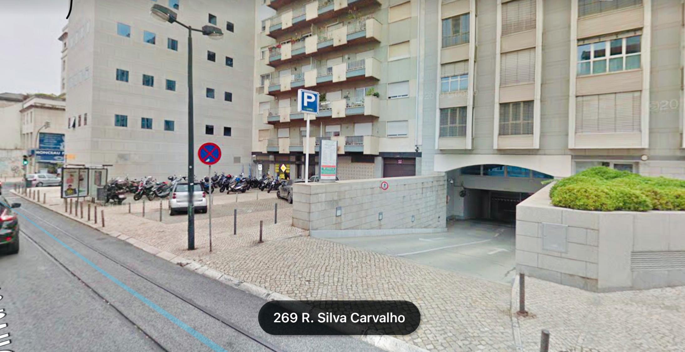 Estacionamento Edifício Amoreiras Square 24h