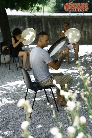Stage de daf avec Bayram Varsac
