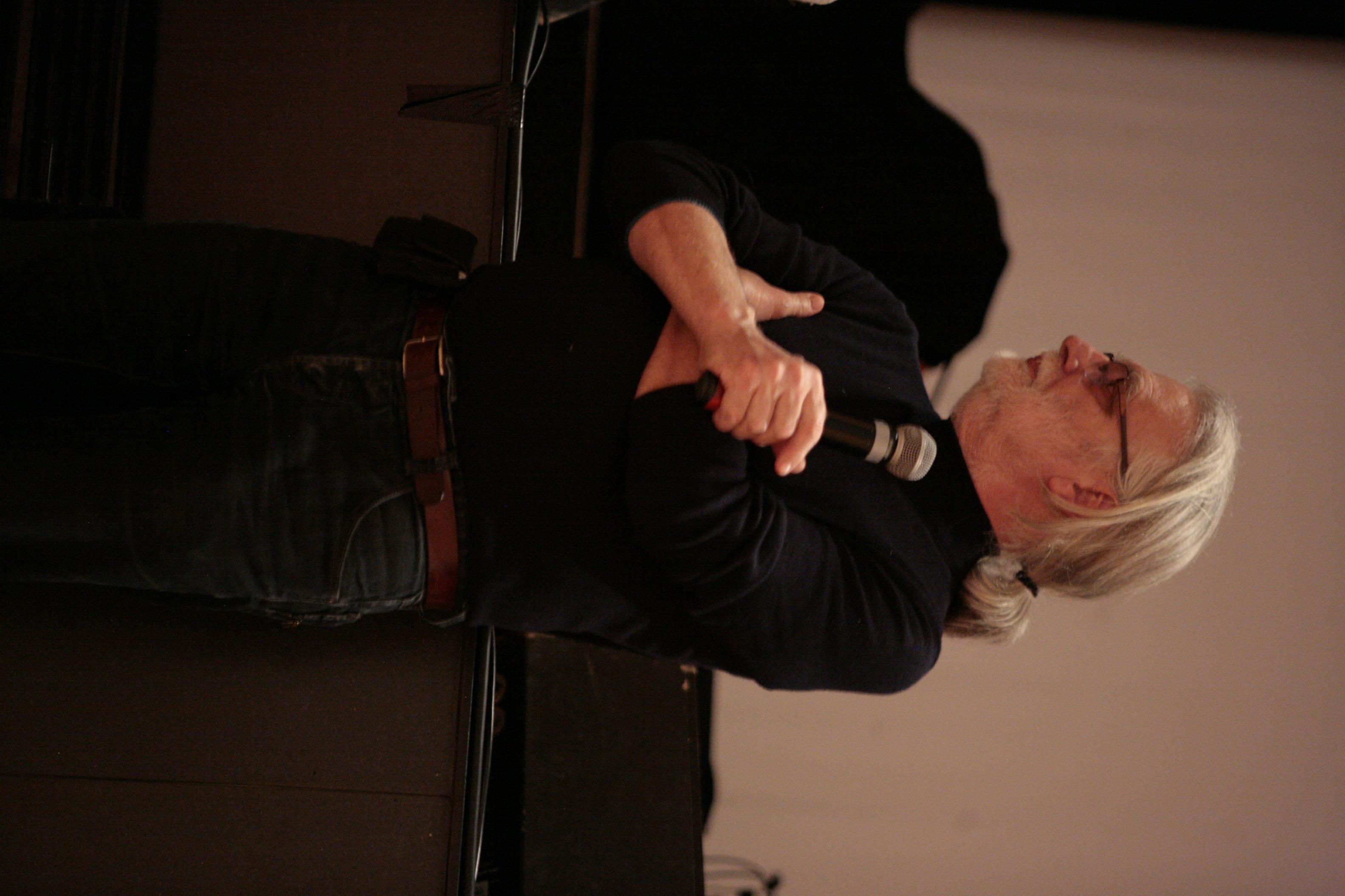 Gérard anime le débat