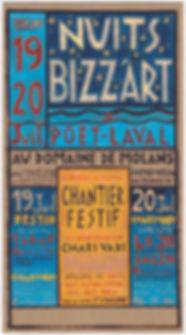 Nuits Bizz'Art 2002