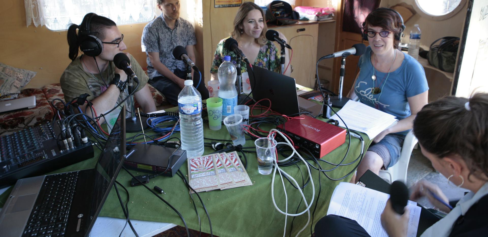Radio Bizz'Art avec Rocio Marquez