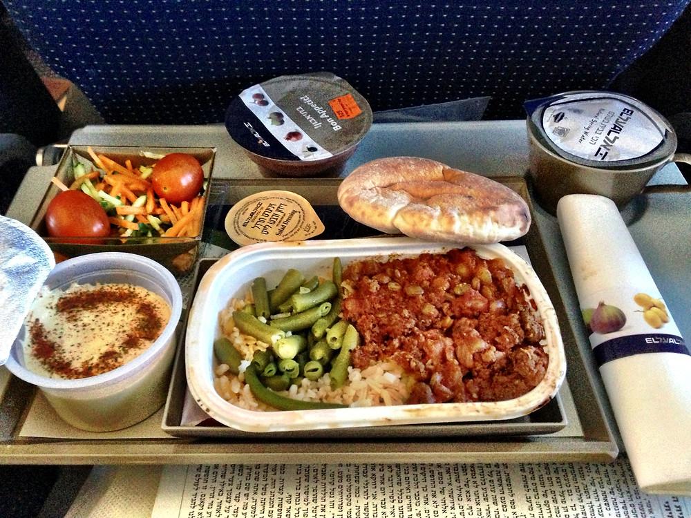 אוכל בטיסות - עוד סטייה שלי.JPG