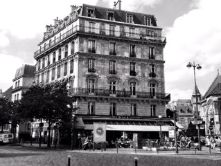 רעבה בפריז - חלק א'