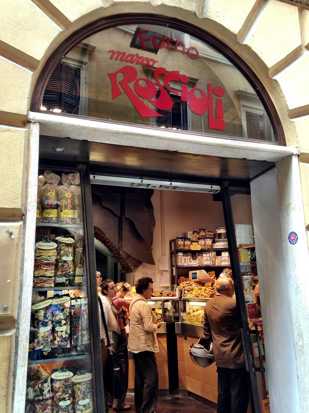 חייבים לבקר במאפייה Antico Forno Roscioli.JPG