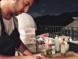 דיוק יפני, אהבה ישראלית - מידן סיבוני