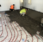 Choosing the correct screed installation technique