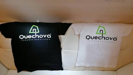 Nuestras camisetas Quechova ®