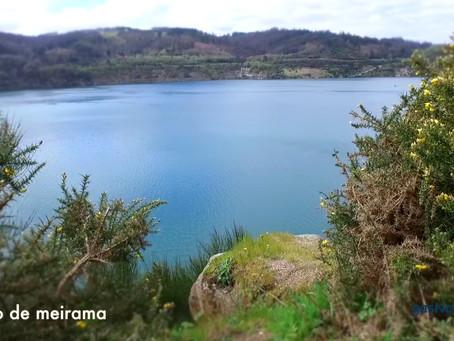 Garacopter realiza el video para la Inauguración de finalización de obra del Lago de Meirama para Ga