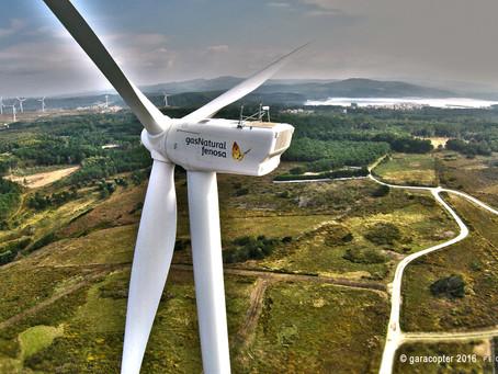 Parque Eólico para Gas Natural Fenosa