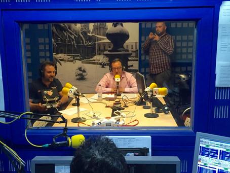 Tarde de Viernes en Radio Obradoiro