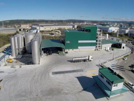 ACEITES ABRIL (nueva refinería en Ourense)