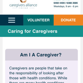 Caregivers - the Guides in our Journeys