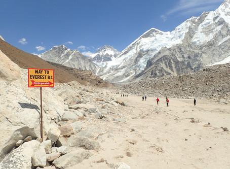 Everest Base Camp 2020