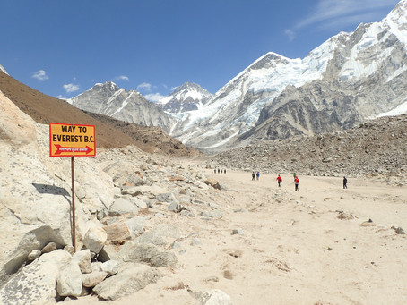 Everest Base Camp 2020