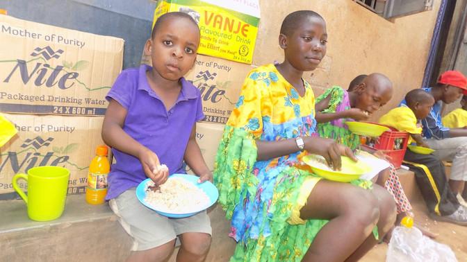 CCF Uganda Christmas Party