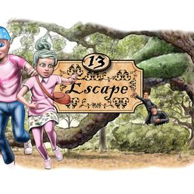 chapter 13 Escape