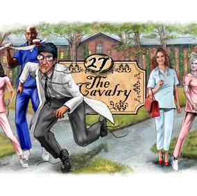 27 The Calvary