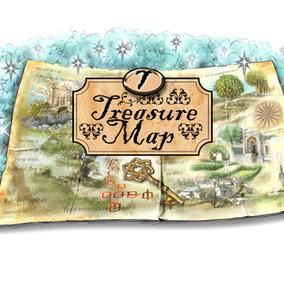 7 Treaure map -COIN FINDER