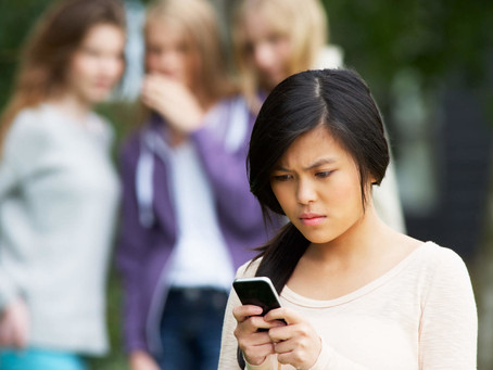 Do you know if your child is being bullied online or in school?