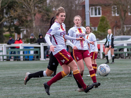 Newcastle Utd Women 2-0 Bradford City Women