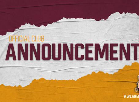 Club Address Upcoming Fixtures