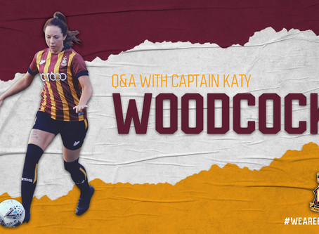 Q&A With Captain Katy Woodcock