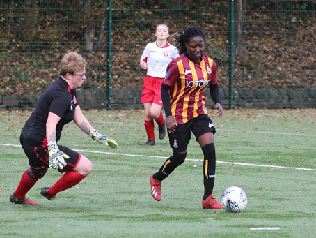 Bradford City v Ripon City Ladies