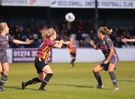 Midweek action against Leeds UTD