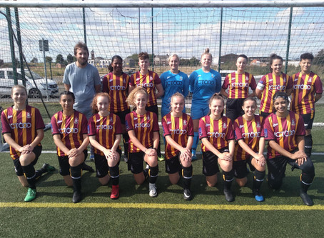 Middlesborough Reserves 4 - 1 Bradford City Reserves