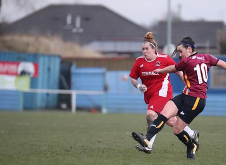 Bradford City Women 10 – 2 Thackley FC Ladies