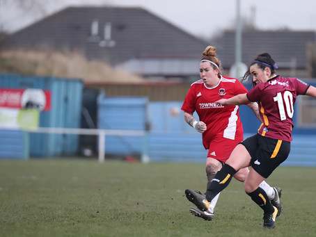 Bradford City Women 10 – 2 Thackley FC Ladies