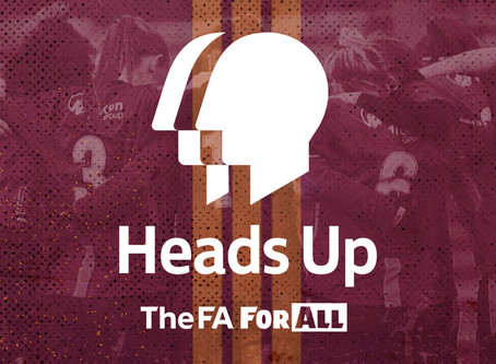 Bradford City Teams Up With Heads Up