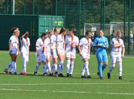 BCWFC Fall at the first hurdle