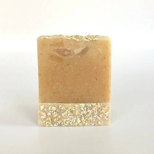 Unscented Oatmeal Honey Soap