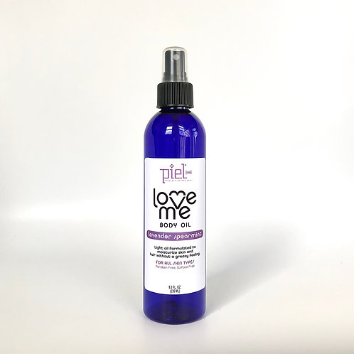 Lavender Spearmint  Bath & Body Oil