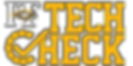 IT TechCheck Logo