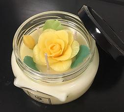 蜂蠟花蠟燭-1.jpg