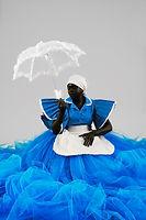 I am a lady 2008 - Mary Sibande - now lo