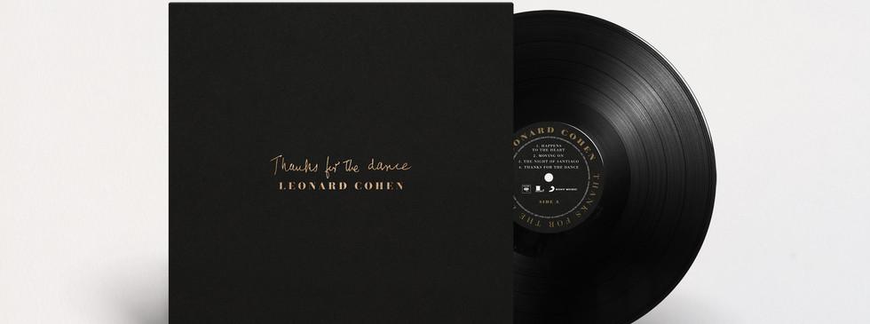 • Leonard Cohen