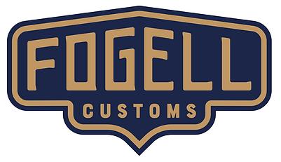 visla graphic - fogell customs - logo br