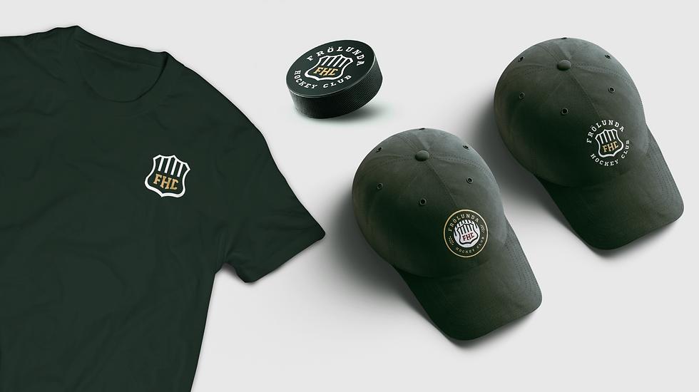 visla graphic - frölunda hockey club - m