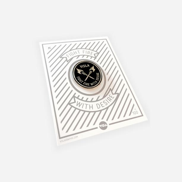 • VISLA pin