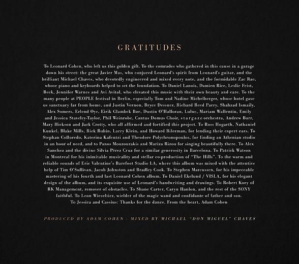 visla graphic leonard cohen gratitude se