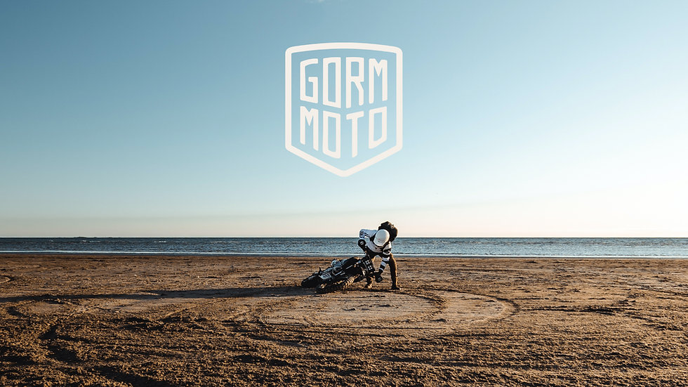 Visla Graphic - Gorm Moto - Visual Ident