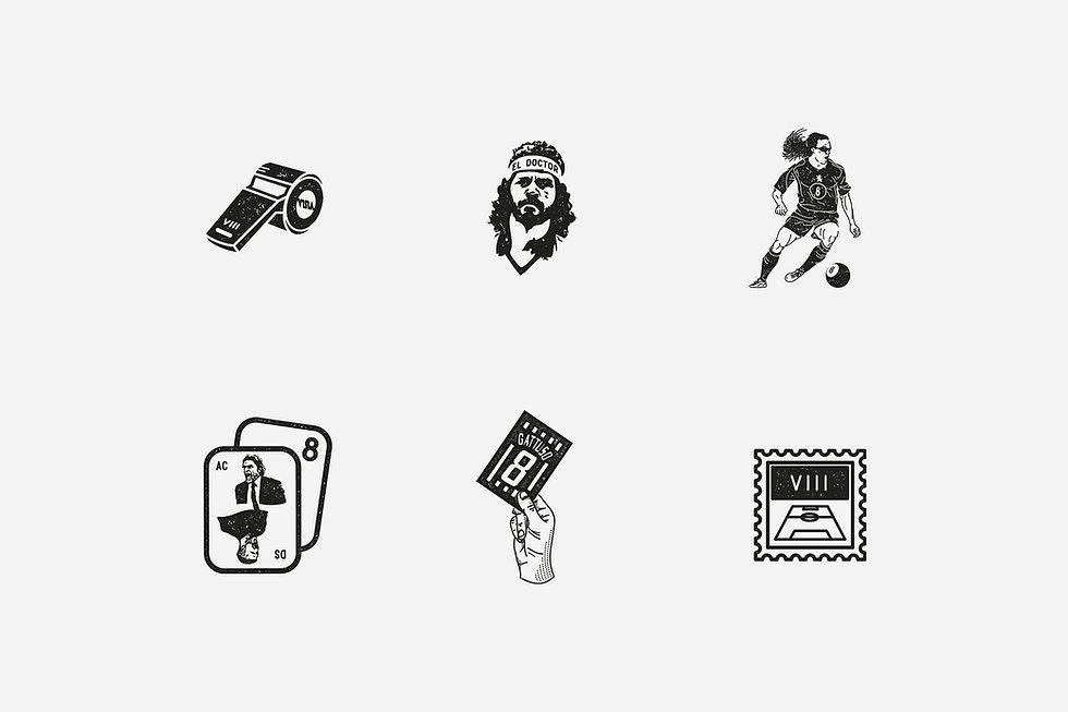 Visla Graphic - Soccerbible - Illustrati